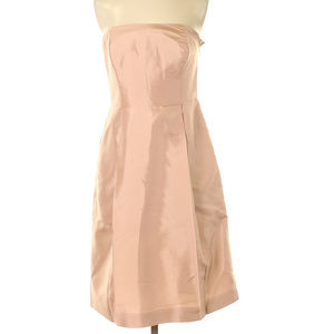 Ann Taylor Strapless Cocktail Dress Size 4